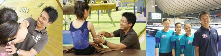 市立尼崎高等学校 体操部様 / 武庫川女子大学 体操部様